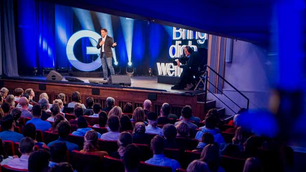 Simon Hofer - Coach von GREATOR gründet die SWISS Speaker Academy